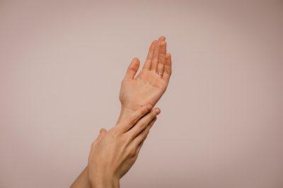 Hand Caress