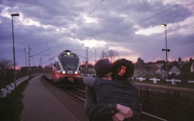 Lovemaking in Train